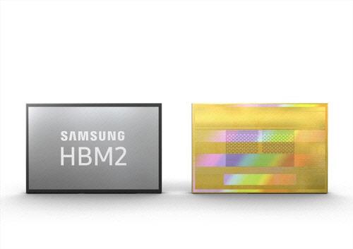 1초에 5GB 풀HD 영화 61편 처리…삼성, 고성능 D램 양산
